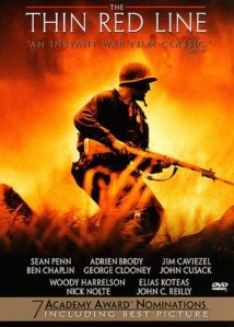 Thin Red Line poster