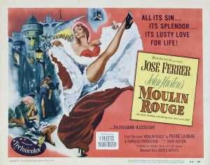 Poster - Moulin Rouge (1952)_11