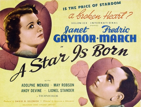 Poster - A Star is Born (1937)_02